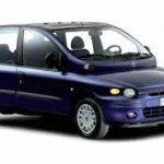 Fiat Multipla 1.9 JTD 105CH<br /> Année : depuis 04-1999 Moteur : 182B4.000